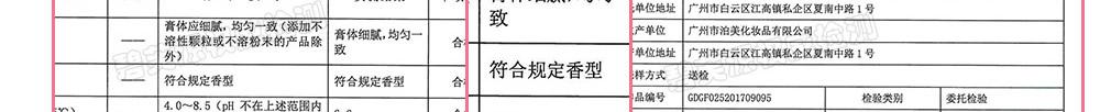 国家轻工业检测广州站-安肤祛纹修复霜4