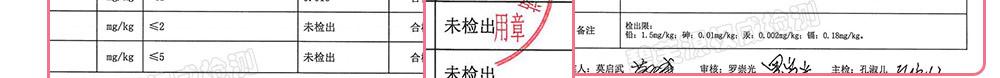 国家轻工业检测广州站-安肤祛纹修复霜8